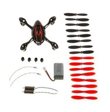 Hubsan X4 H107C crash pack H107C propeller rc spare parts quadcopter spare kits freeshipping