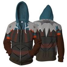 Black Panther Avengers Men's Hoodie Fashion 3D Print Hoodie Street Casual Cosplay Sweatshirt Casual Zip Hooded Jacket Costume недорого