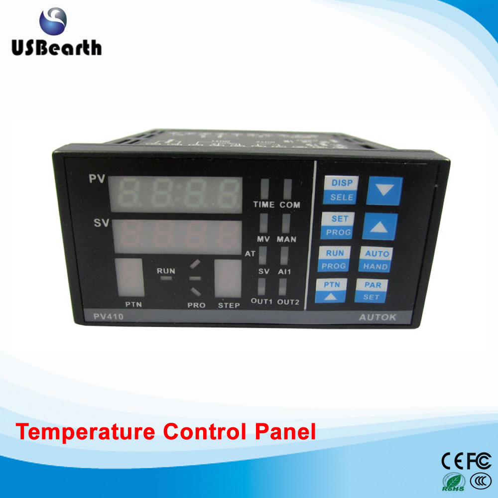 PV410 Top ZM Temperature Control Controller Panel for ZHUOMAO BGA Rework Station zhuomao zm r5830 three temperature zones hot air bga rework station with touch screen control panel free tax to eu