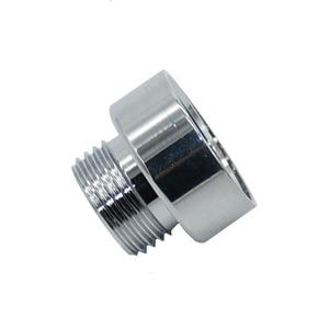Image 2 - Nữ 3/4 to1/2 nam brass adapter G3/4 Giảm doanh G1/2 threaded Nối máy giặt Nối phụ kiện 1 cái