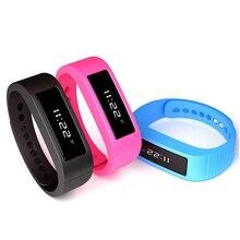 Fitness Tracker Smartband E02 Health Sport Bracelet Waterproof Wristband For IOS Android Bracelet Flex 4.0 Bluetooth Smart Band