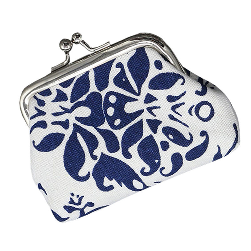 2017 Most Popular Women Lady Retro Vintage Flower Small Wallet Hasp Purse Clutch Bag Female Multi functionale Coin Card Bags A8 new fashion women lady retro vintage flower print small wallet hasp purse clutch bag girl classical coin card money purse jan16