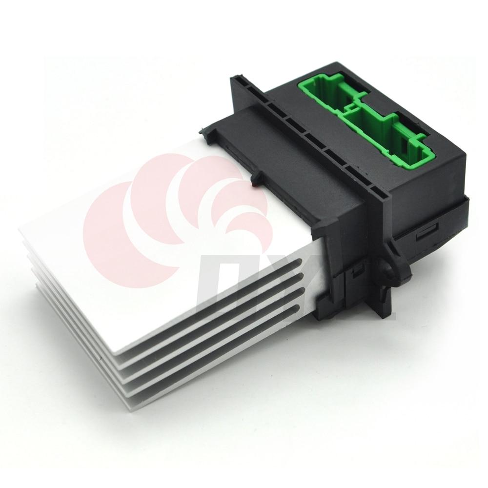 Aria Condizionata Resistore Blower per Nissan Tiida Livina Citroen Renault Megane Scenic Clio PEUGEOT 207 607 6441. L2 6441L2