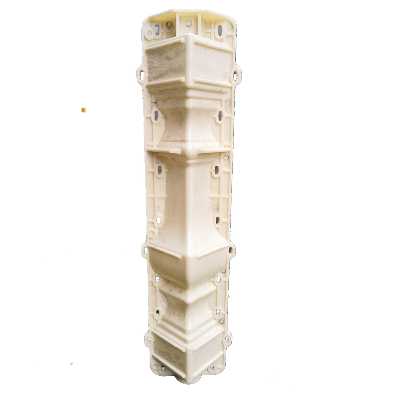 70cm (27.56 In)  Multi Pattern (Square Cucurbit,Bottle,Bud,Tulip&Octagonal)Balcony & Gardening Concrete Precast Balusters Mold