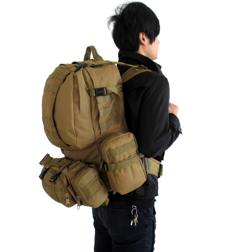 50L Military Tactical Assault Pack Backpack Army Molle Out Bag Small Rucksack for Outdoor Hiking Camping Hunting двусторонняя доска для рисования тачки играем вместе