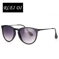 RLEI DI Top Grade Men Women Classic Sunglasses Polarized Gradient UV400 Young Step Glass Nylon Resin