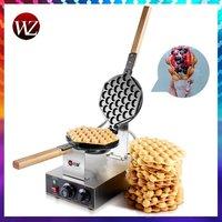 free shipping bubble waffle maker pancake electric egg waffle machine taiyaki mini pan cake maker Hongkong wanzhuo Kitchenware