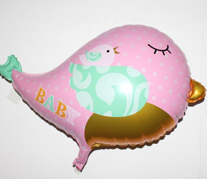 ₩28 pulgadas pájaro forma de mylar helio Globos para la fiesta de ...