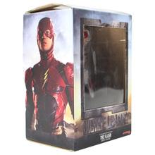18cm Justice League 1 10 skala wstępnie malowana postać flash batman Superman Wonder Woman ARTFX + statua superbohater model z pcv zabawka tanie tanio Dorośli 6 lat 5-7 lat 8-11 lat 12-15 lat 3 lat 8 lat 14 lat Zapas rzeczy Żołnierz gotowy produkt Unisex Love·Thank you