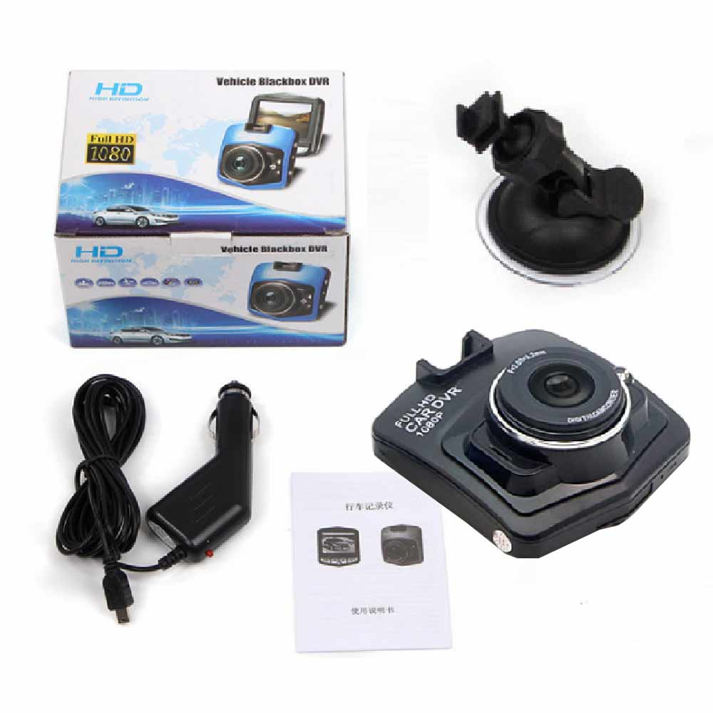 2017 Hot Mini Car DVRs Camera Dash Cam Recorder Video Registrar Night Vision Black Box Carcam G-Sensor Dash Cam Free Shipping