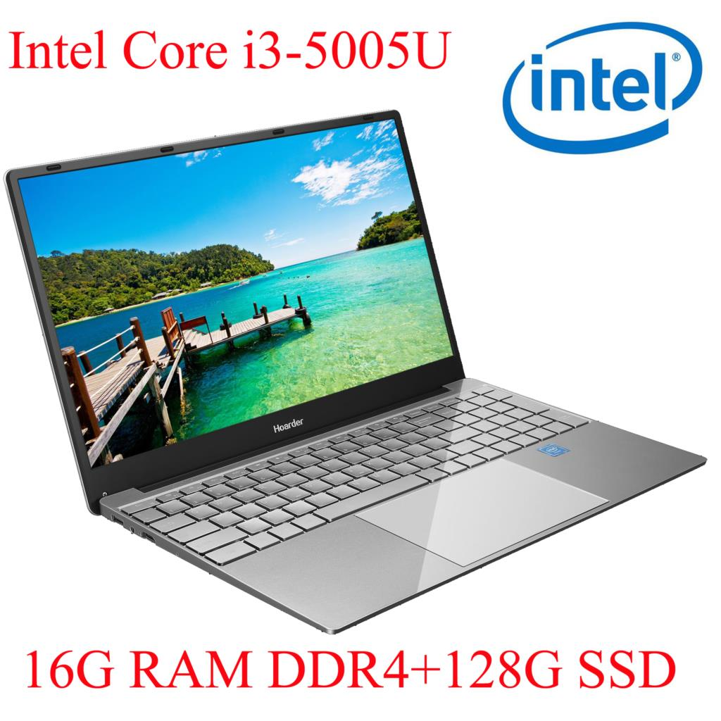 עבור לבחור P3-07 16G RAM 128g SSD I3-5005U מחברת מחשב נייד Ultrabook עם התאורה האחורית IPS WIN10 מקלדת ושפת OS זמינה עבור לבחור (1)