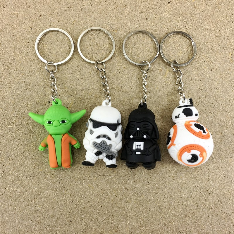 30pcs-oppo-package-star-wars-bb-8-yoda-dark-vader-model4-5cm-font-b-starwar-b-font-bb8-pvc-cartoon-decoration-chain-d0