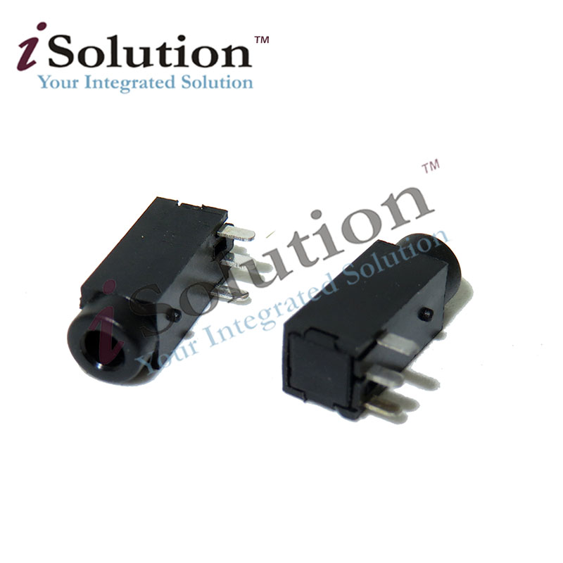 20Pcs 3.5mm Female Audio Connector 5 Pin DIP Stereo Headphone Jack PJ-325