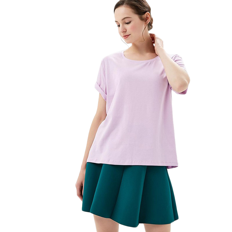 T-Shirts MODIS M182W00242 shirt cotton for for female for woman TmallFS t shirts modis m182w00161 shirt cotton for for female for woman tmallfs