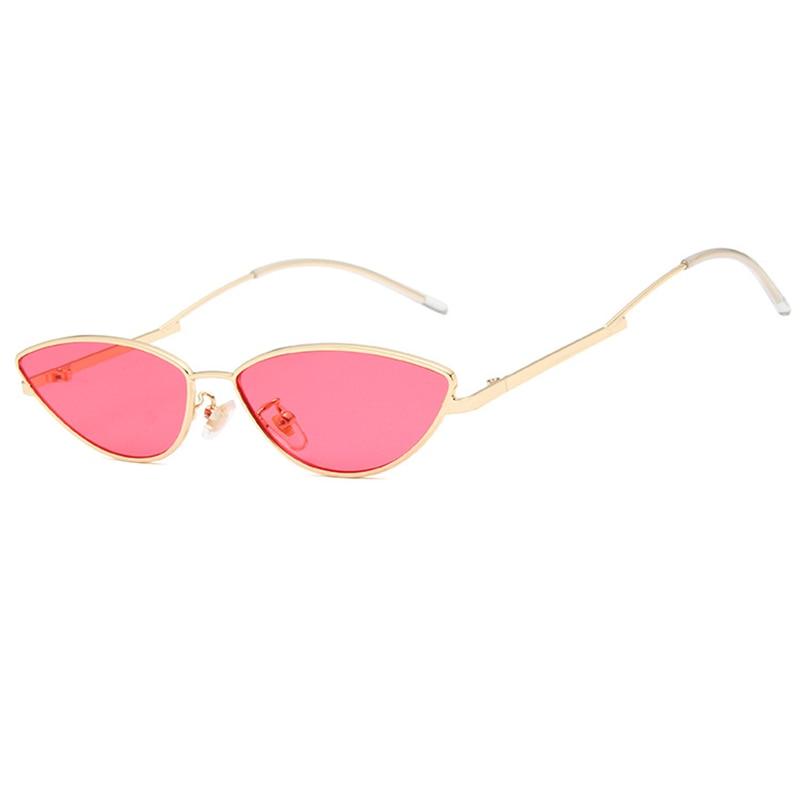SOZOTU Cat Eye Sunglasses Wanita Mode Cateye Kacamata Matahari Untuk - Aksesori pakaian - Foto 2