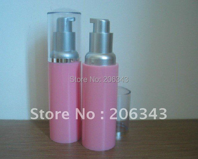 40ML airless bottle or serum bottle or foundation bottle or lotion bottle for Cosmetic Packaging