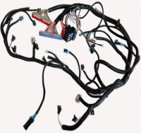 LS1 LS6 5.7L Engine Standalone Wiring Harness With 4L60E Transmission EV1 Injector DRIVE BY CABLE ONLY free shipping
