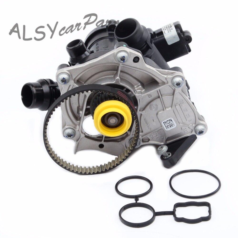 KEOGHS 06K 121 605 Timing Belt & Water Pump Thermostat Kit For VW Golf 7 Passat B8 Audi A4 A6 Q5 Q7 3rd EA888 1.8/2.0T 06L121111
