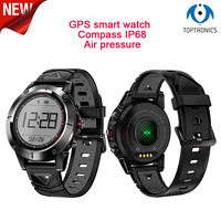 GPS Smart Watch IP68 Swimming Smart Sport watch With Blood Pressure Heart Rate Wristwatch Sport Compass Altitude For Outdoor