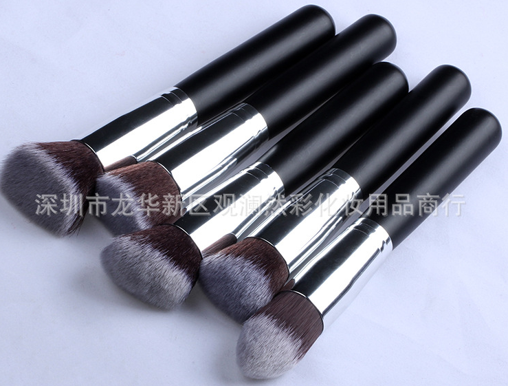 Professional Makeup Brushes 10 Pcs Brushes for MAC Makeup Cosmetic Kit Set Kabuki Foundation Makeup Brush Holder on Aliexpress.com | Alibaba Group