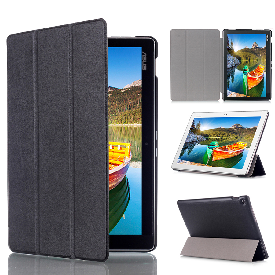 Case for Asus Zenpad 10 Z300C Z300CL Z300CG Slim Magnetic Flip Stand Cover PU Leather Case for Asus Zenpad 10 Z300C 10.1