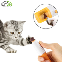 Professional Dog nail clippers Electric pet Cat Nail Grinder Trimmer dog grooming claw grinder scissors