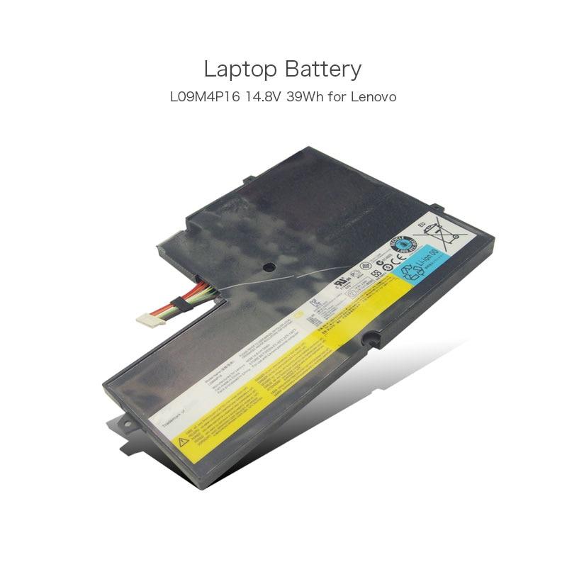 100% Original 4 Cells Portable External Battery for Lenovo U260 L09M4P16 Laptop Batteries 14.8V 39Wh Tablet Battery original laptop batteries for t410s t400s battery 59 42t4832 42t4689 battery 44wh