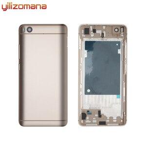 Image 4 - YILIZOMANA เดิมเปลี่ยนแบตเตอรี่กลับสำหรับ Xiao mi mi 5S mi 5S M5S โทรศัพท์ด้านหลังตัวเรือนกรณีเครื่องมือฟรี