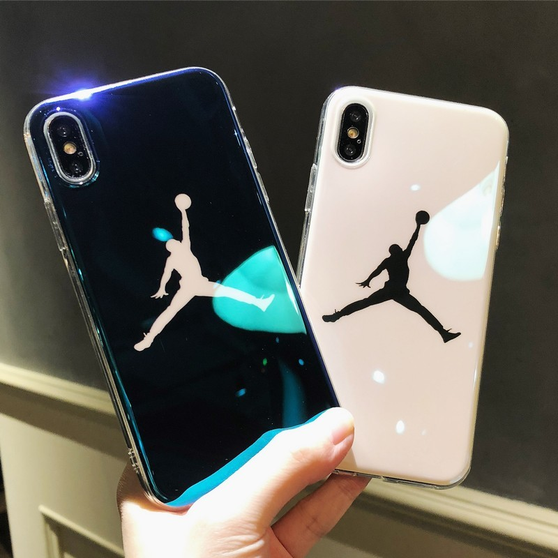 New Silicone Air 23 Basketball Cover For Iphone