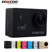 SOOCOO C10S Full-HD Sports Action Camera NOVATEK96655 with Wifi 1080p 12MP 2.0 LCD 170 Degree Wide Lens Waterproof Action Cam