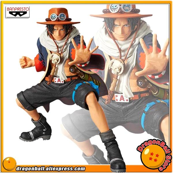 "Japan Anime ""ONE PIECE"" Original Banpresto KING OF ARTIST / KOA Collection Figure – Portgas D. Ace III"
