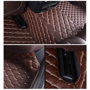 Для LHD Kia Sorento Prime UM 5 Seater 2018 2017 2016 автомобильные коврики на заказ коврики для салона автомобиля аксессуары для автомобиля-Стайлинг