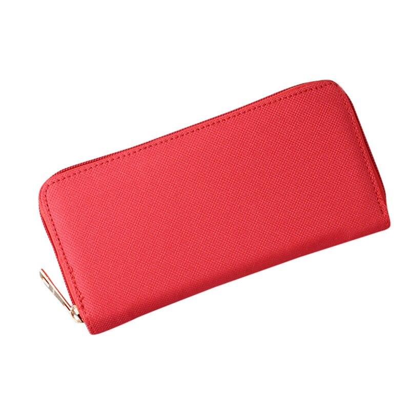 OCARDIAN2018 Fashion Women Oxford Road Wallet Coin Bag Purse Phone Bag # p 3