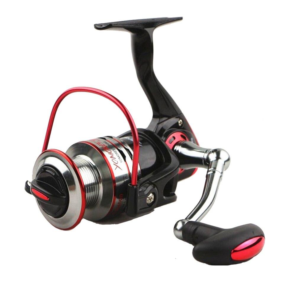 High Speed Spinning font b Fishing b font Reel 10 1Ball Bearing 5 1 1 Speed