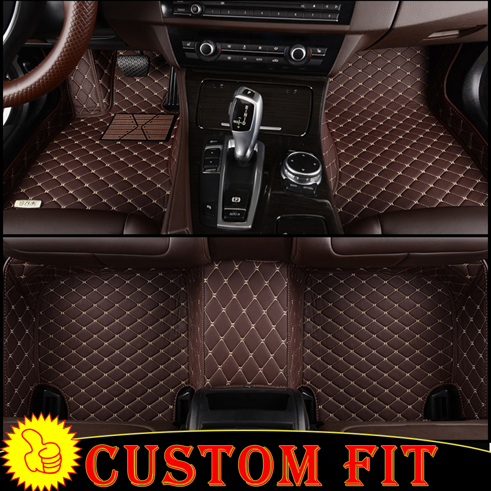 Car Floor Mats Fit For Mercedes Benz Cls W218 W219 Cls500 Cls550 2008 550 Wide Kit Cls400 Cls350 2007 2017 Auto Carpets Accessoires In From