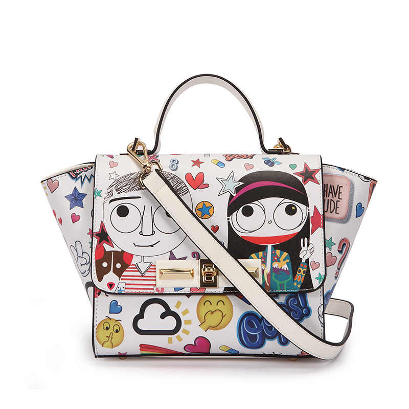 Detail Feedback Questions about Pink sugao designer handbags women luxury  crossbody bag cartoon cute fashion shoulder bag purse high quality messenger  bag ... 465fa6e210