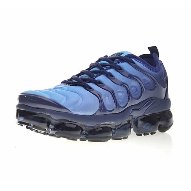 Nike Air Vapormax Plus TM Men's Breathable Running Shoes Sport Outdoor Sneakers Athletic Designer Footwear 2018 New 924453-401 1