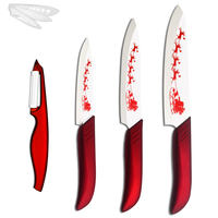 Best Cooking Accessories 4 Utility 5 Slicing 6 Chef Knife Peeler XYJ Brand Ceramic Knives Christmas