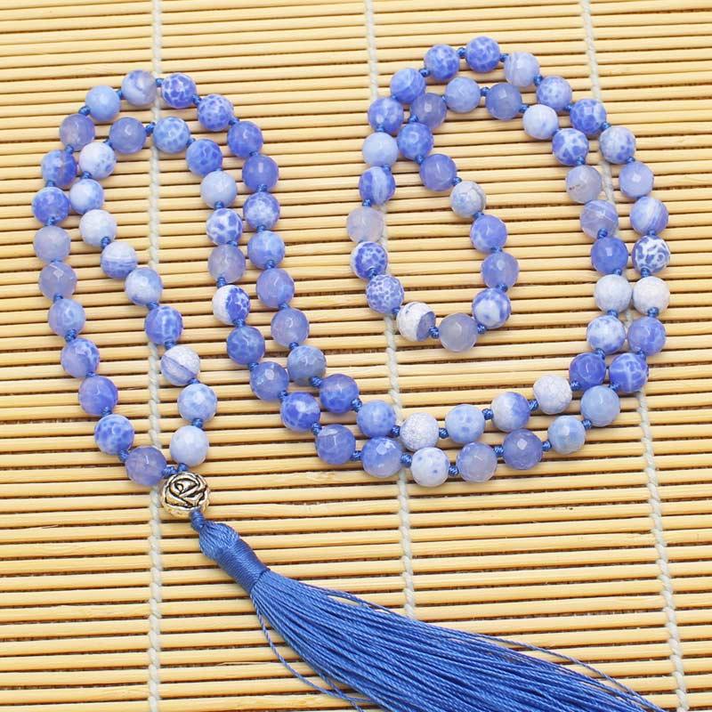 synthétique bleu ciel laboratoire créé Opal Coin Forme Perles complet Perceuse en