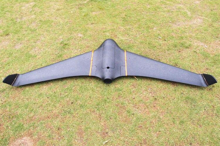 Freddo 2122 millimetri di Arrivo Skywalker Nero x-8 FPV EPO Grande Ala Volante Aereo Ultima Versione X8 RC Droni Telecomando giocattolo di controllo