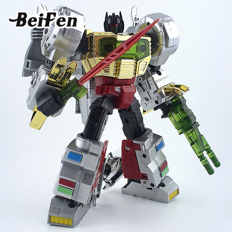 Bei Fen Dragon Robot Dinosaur Transformation Movie 4 Classic Model Toy Action Figure Deformation Children Christmas Gift dinosaur transformation plastic robot car action figure fighting vehicle with sound and led light toy model gifts for boy