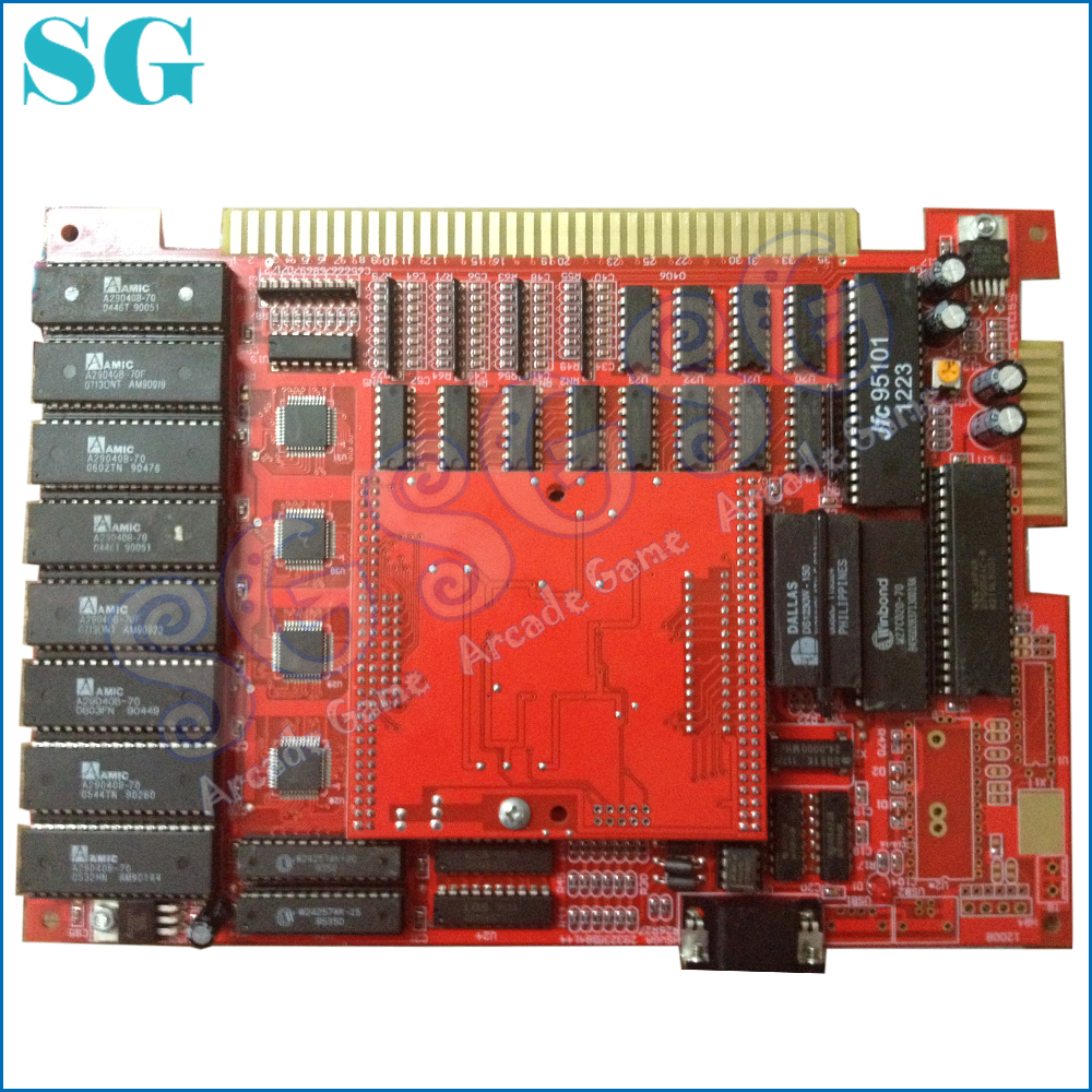 Fruit factory game - Fruit Cocktail 1 In 1 Mega Red Game Board Casino Arcade Game Pcb For Coin Operated Game Machine