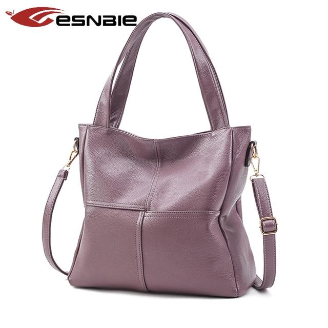 ddaf557f0594 New Women Messenger Bags Handbags Women Famous Brands Leather Female High  Quality Luxury Shoulder Bag Designer