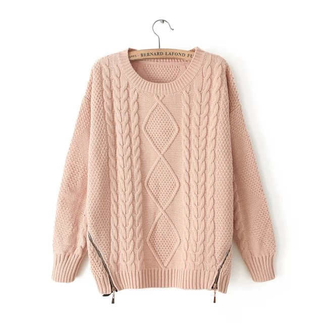 2015 fall sweaters for women pull long sweater woman pullovers knitwear  fashion mori girl sueter mujer