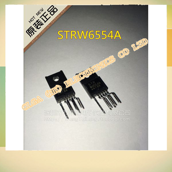 <font><b>STRW6554A</b></font> STR - 6554 - a genuine LCD management module Only do the original spot image
