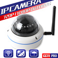 HD 720 P 1080 P IP Sem Fio Da Câmera Dome Ao Ar Livre IP66 Mini XMEye CCTV Câmeras de Vigilância Wi-fi Onvif Câmera IP Para Casa segurança