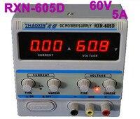 Zhaoxin RXN 605D постоянного тока источника питания 60 В 5A Регулируемый ps00004