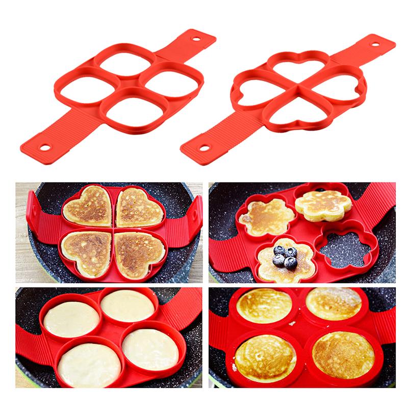 Non-Stick-Flippin-Pancake-Maker-4-Grids-Silicone-Pancake-Snake-Cake-Molds-Flippin-Fantastic-Easy-Pancake(4)