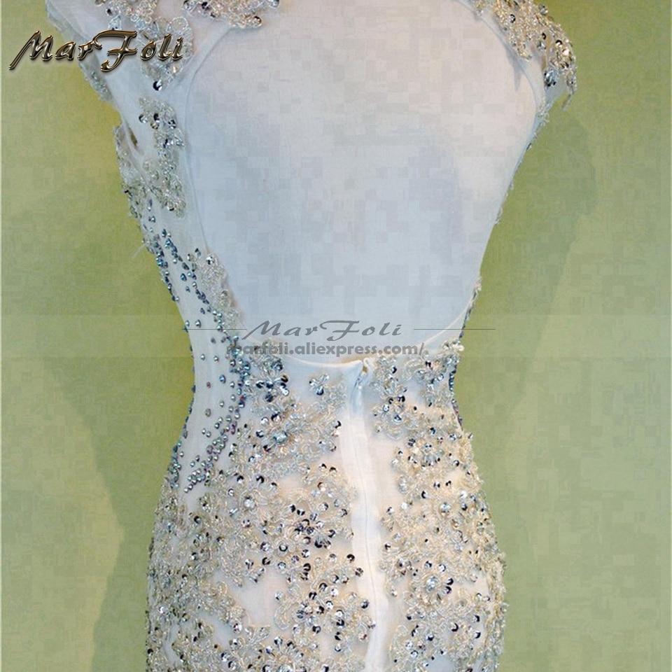 Floor-Length Full manual Sexy Star full prom dress Evening dress Cocktail dress Night entertainment venue dress LF0080