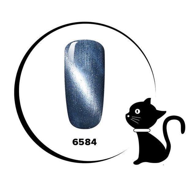 Elite99 7 ml Magnetic Katze Augen Gel Polnisch 1 stücke Einfach Weg Tränken UV LED Nagel Gel Lack Gel Polnisch neue Ankunft Magnet Benötigt